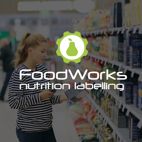 FoodWorks 9 Nutrition Labelling