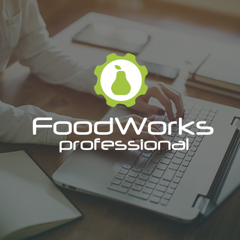 FoodWorks 9 Professional
